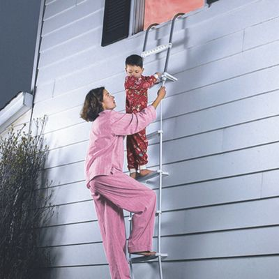 2-Story Fire Escape Fire Ladder
