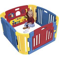Little Playzone with Lights and Sounds Play Yard