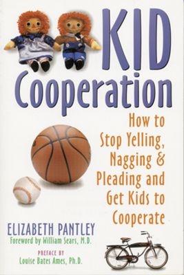 Kid Cooperation Parenting Advice Book