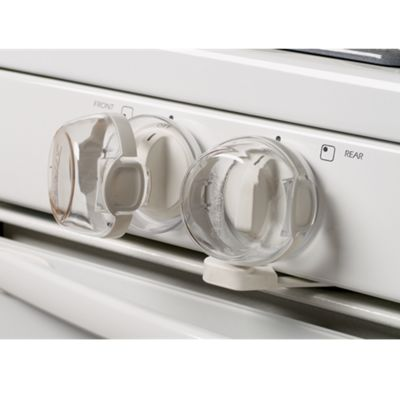 Clearview Stove Knob Covers 5-Pack