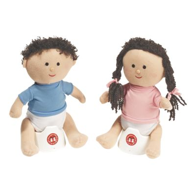 Once Upon a Potty Potty Training Doll with Potty