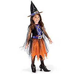 Light-Up Witch Costume