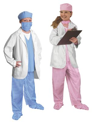 Jr. Physician Costume