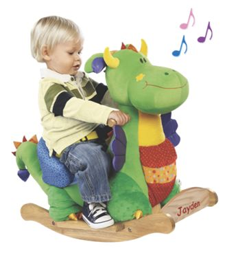 Baby Dragon Rocker