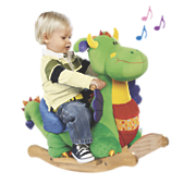 Baby Dragon Rocker