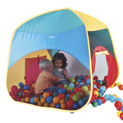 Deluxe Peek 'n Play Ball Pit