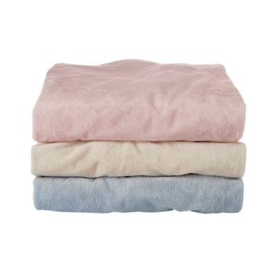 Boa Fitted Crib Sheet