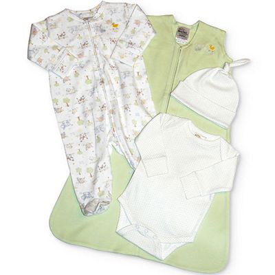 HALO Take-Me-Home Safety Set for Preemies