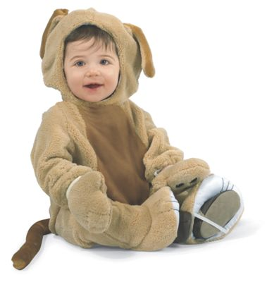 Cuddly Puppy Costume