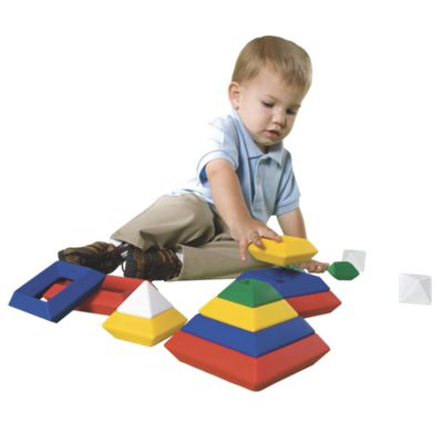 WEE WEDGiTS Building Block Toy Set