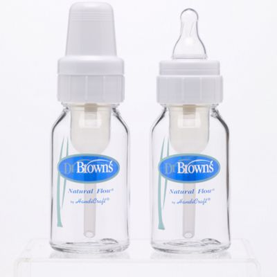 Dr. Brown's Natural Flow Glass Bottles