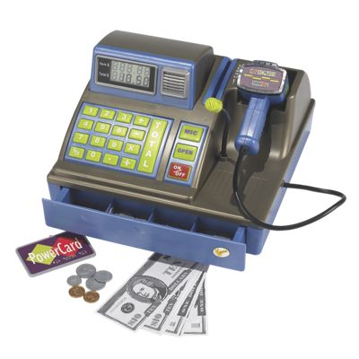 My Talking Cash Register