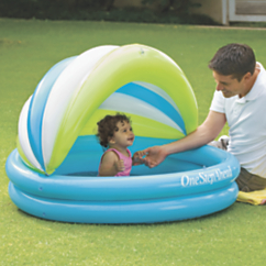 Soft Seat Baby Pool