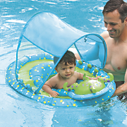 Baby Spring Float Activity Center 1