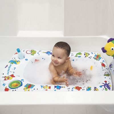 Secure Transitions Inflatable Baby Bath Tub From One Step