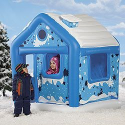 Winter Fun House