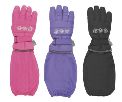 L-Bow Elbow Length Gloves