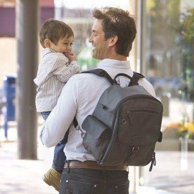 Messenger Backpack Baby Diaper Bag