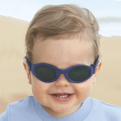 Baby & Kids Sun Smarties Sunglasses with Strap