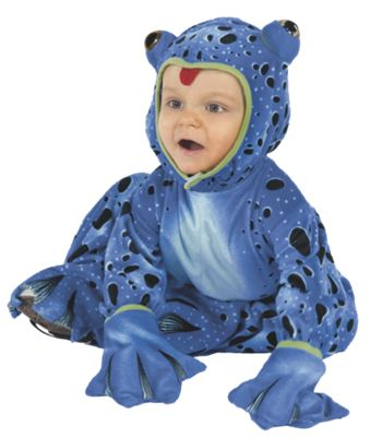 Baby/Toddler Rainforest Frog Halloween Costume