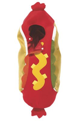 Hot Dog Bunting Halloween Costume