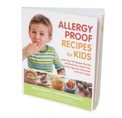 Allergy-Proof Recipe Cookbook for Kids