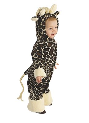 Baby Giraffe Costume