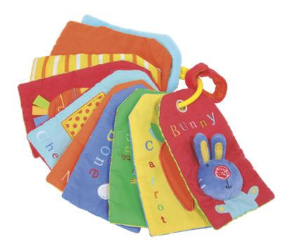 Touch-Me Textured Baby Flash Cards