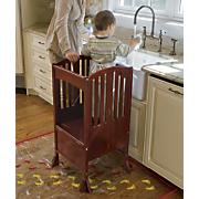 Kids Kitchen Helper Safety Tower Step Stool