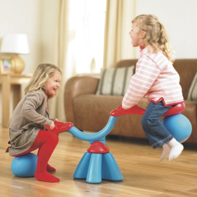 Spiro Bouncer Teeter-Totter Seesaw