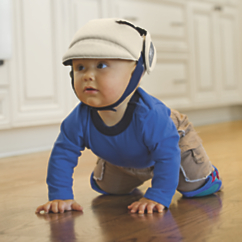 No Shock Baby and Toddler Safety Helmet