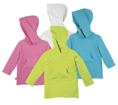 Sun Smarties Kids Hoodie Cover-Up