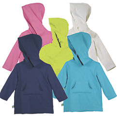 sun smarties hoodie cover up