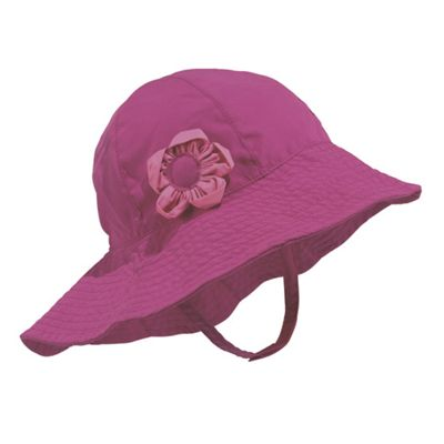 Sun Smarties Girl's Sun Bonnet
