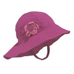 Sun Smarties Girls Pink Sun Hat