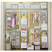 My Closet Organizer System
