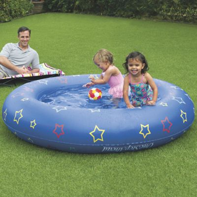 Inflatable Trampoline Pool