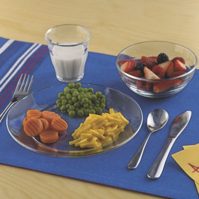 Kids Duralex Dinnerware Set