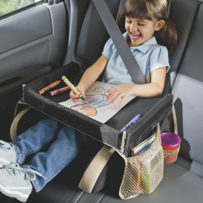 Deluxe Snack & Play Kids Travel Tray