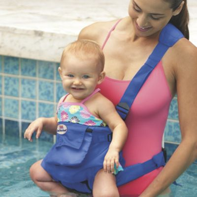4-in-1 Land & Water Baby Carrier