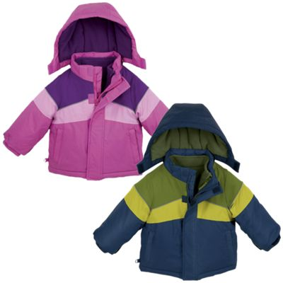 Kids 3-in-1 Snow Jacket
