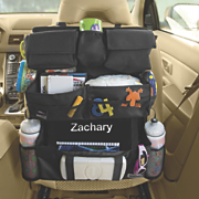Personalized Backseat Entertainment Car Organizer