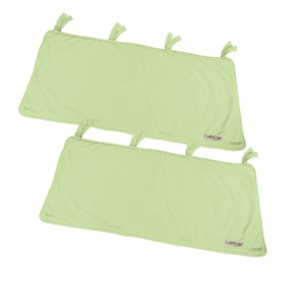 CribWrap Side Rail Covers 2-Pack