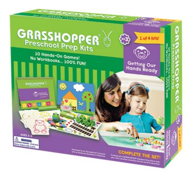 Grasshopper Preschool Prep Kids