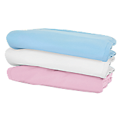 Cotton Fitted Sheet for Tuck Me In Travel Bed
