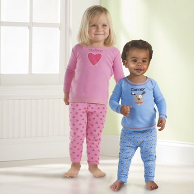 Children's Knit Pajamas