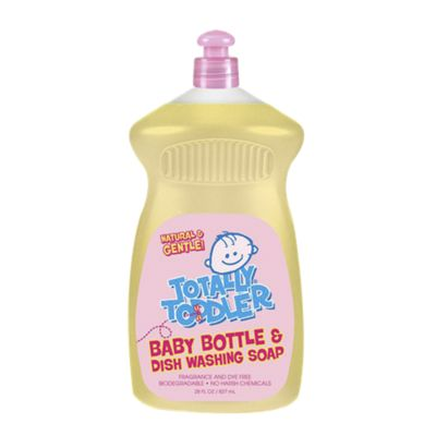 Totally Todder Baby Bottle & Dish Detergent