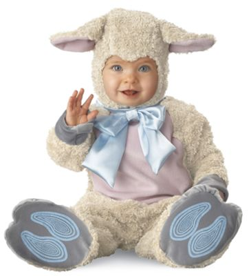 Baby & Kids Lamb Halloween Costume
