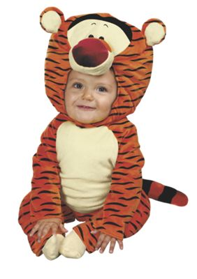 Kids Tigger Halloween Costume