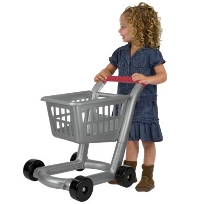 Deluxe Toy Shopping Cart